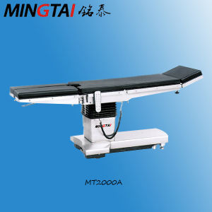 Mt2000A Plastic Surgery Multi-Function Surgical Operating Table with CE pictures & photos