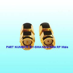 RF Adaptor Connector (BY-SMA Male to SMA RP Male) pictures & photos
