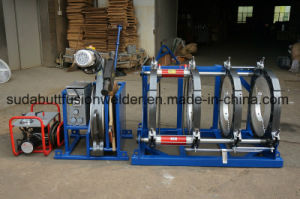 Sud250/450h HDPE Pipe Butt Welding Machine pictures & photos