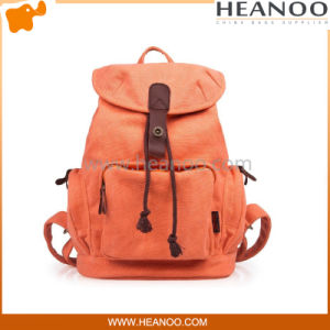 Wholesale Hot Selling Waterproof Girls Women′s Bag Campus Student Backpack pictures & photos