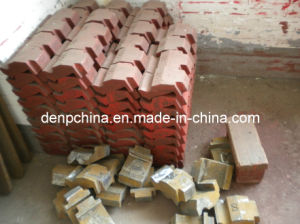 Best Sale Sand Making Pusher Crusher Spare Parts pictures & photos