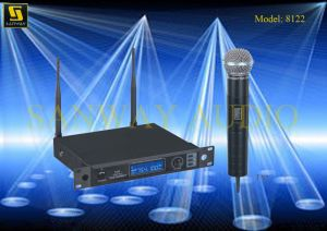 True Diversity Wireless Microphone 8122 pictures & photos