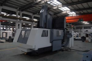 Double Column CNC Gantry Machining Center (GS1020, 2000x900)