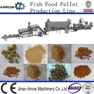 Fish Feed Production Line pictures & photos