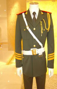 Military Uniform Ceremony Uniforms pictures & photos