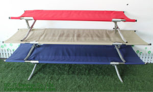 Military Bed, Beach Bed, Camping Bed, Aluminium Folding Bed pictures & photos