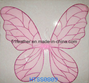 Handmade Amazing Feather Angel Butterfly Wings pictures & photos