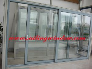 70 Series Thermal Break Sliding Door pictures & photos