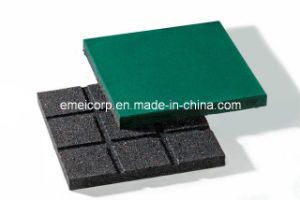 Safety Rubber Flooring for Playground (EN1177 Certificated) pictures & photos