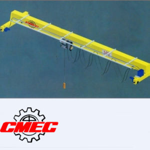 HD 5 Ton European Type Single Girder Overhead Crane pictures & photos