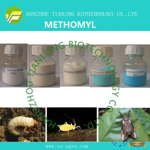 Methomyl (95%TC, 90%SP, 25%WP, 30%EC) pictures & photos