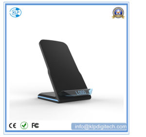 Universal Qi Wireless Charger for Mobile Phone pictures & photos