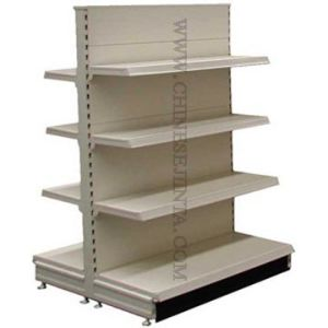 Gondola Shelf, Island Shelf, Double Sided Supermarket Shelf (JT-A17) pictures & photos