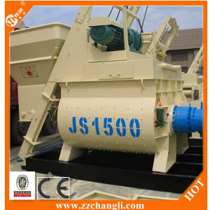 Famous Js1500 Concrete Mixer pictures & photos