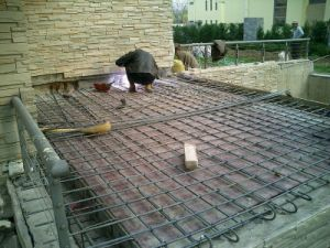 Welded Steel Bar Reinforcing Mesh