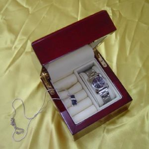 Watch/ Necklace Box (ZD-P58)