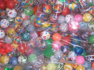 Mixed 35mm Bouncy Balls