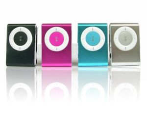 MP3 Music Player Clip MP3 Player MP3 Digital Player (MW201)