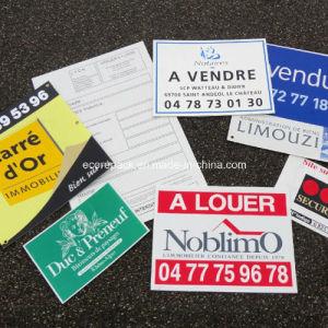 Corrugated Plastic Sign pictures & photos