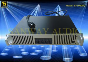 New White Front Panel Power Amplifier (FP10000Q) pictures & photos