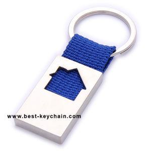 Zinc Alloy Promotion F1 Auto Car Metal Key Chain (BK52548) pictures & photos