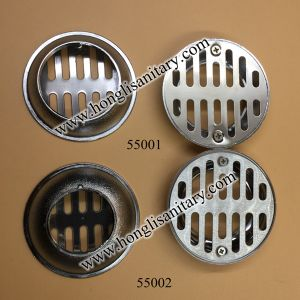 Stainless Steel Floor Drainer in Plastic or Zinc Bottom pictures & photos