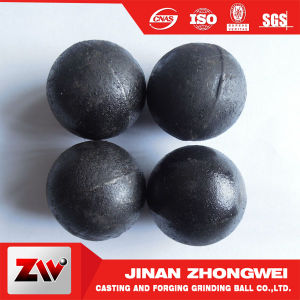 Good Wear Resistant Grinding Steel Ball pictures & photos
