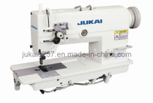 High Speed Twin-Needle Lockstitch Sewing Machine--Juk842/872