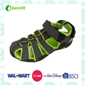 Bright Color and Cool Design, Boy′s Sporty Sandals pictures & photos