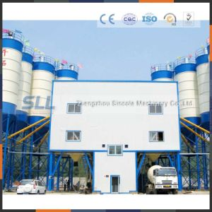 Hzs120 Dry Concrete Mixing Plant for Used Cement Mixer pictures & photos