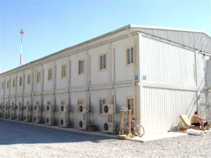 Prefabricated House Building (SU-B100) pictures & photos