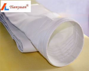 High Temperature Fiberglass Dust Collect Filter Bag Tyc-Mx301 pictures & photos