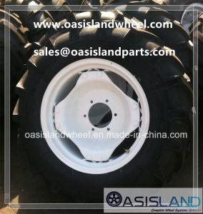 Assembly Agricultural Tyre 12.4-24 Tt with Rim W10X24 pictures & photos