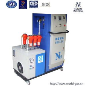 Nitrogen Package Machine for Food pictures & photos