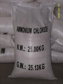 Ammonium Chloride (CAS No. 12125-02-9)