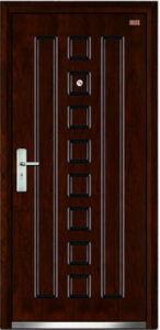 Steel Wooden Door (LT-118) pictures & photos