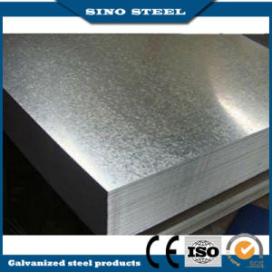 Regular Spangle Unoiled SGCC Galvanized Plate pictures & photos