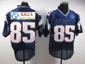 2011 New Player Blue Football Jerseys