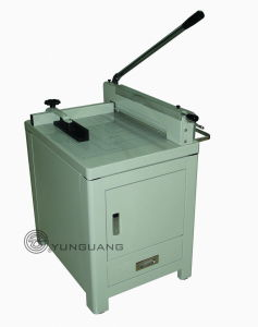 Heavy-Duty Paper Cutter with Cupboard (YG-858-A4/A3C)