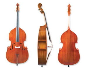 Solid Wood Double Bass (DB-E08) pictures & photos
