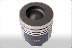 Top Anodic Oxidation Piston for Diesel Engine pictures & photos