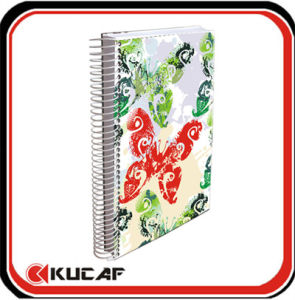 Cheap Paper Design Spiral Otebook pictures & photos