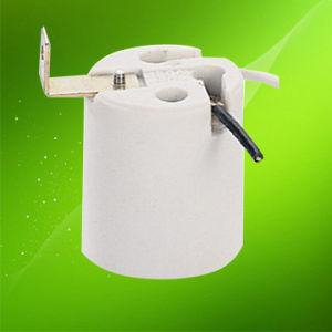E27/E26 Porcelain Lamp Holder/Ceramics Lamp Holder Ce VDE (HC200AW) pictures & photos