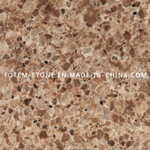 Artificial Crystals Quartz Tile Stone for Slab, Countertop pictures & photos