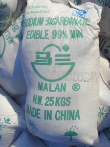 Sodium Bicarbonate Food Grade Malan Brand pictures & photos