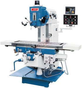 Vertical Milling Machine with CE Approved (Vertical Milling XL5036B) pictures & photos