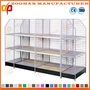New Customized Supermarket Book CD Store Shelf (Zhs181) pictures & photos