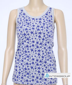Lady′s Tank Top (BG-T131) pictures & photos