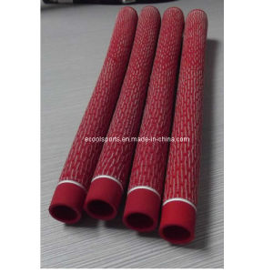 Red Rubber Golf Club Grip with Cord for Irons Anti-Skid Grip pictures & photos