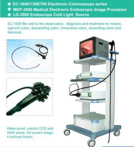 Medical New Equipment Electronic Colonoscope (Ec1600) pictures & photos
